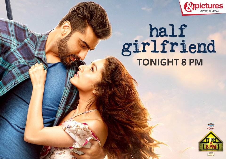 #Halfgirlfriend Latest News Trends Updates Images - AndPicturesIN
