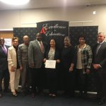 Congratulations Claudette Blackwell, School Social Worker, for being named AACPS Educator of the Month! Way to go!!!