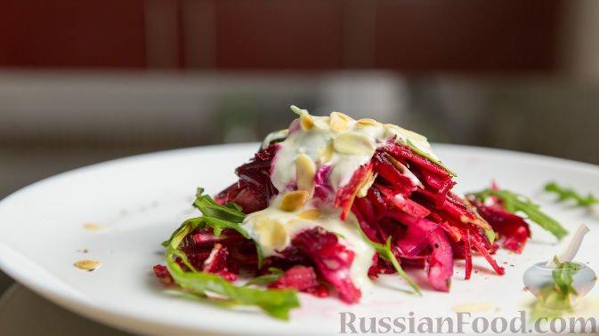 Рецепт салата с черносливом