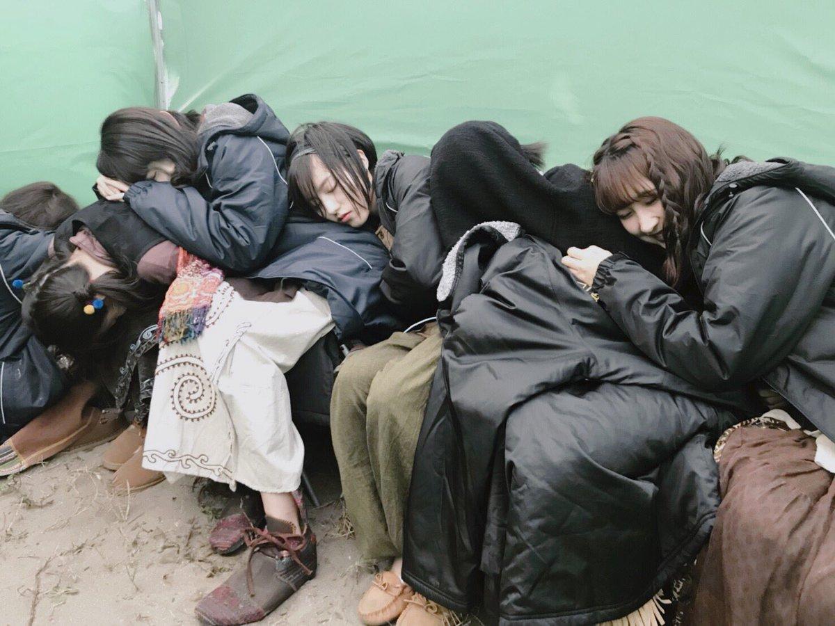 NMB48 17th Single 『ワロタピーポー 』 に収録される TeamBII『普通の水』 …
