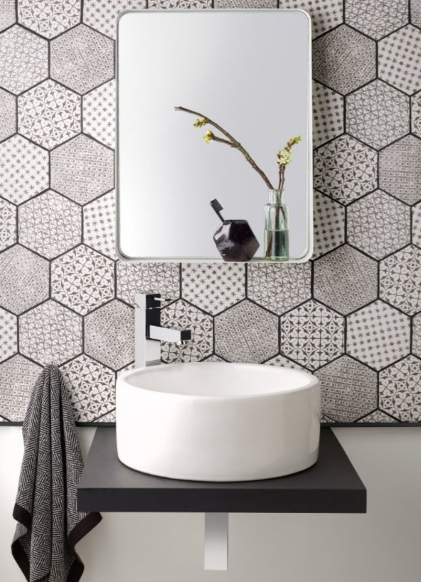 Don&#39;t compromise! #Té by @VADO_uk is the perfect fusion of function &amp; form!  Pair with #hexagonaltiles for optimum elegance! #BeautifulBathrooms #ProudSuppliers<br>http://pic.twitter.com/qozmwHWE82
