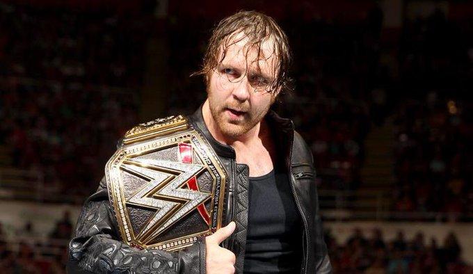 Hoy está cumpliendo años, Dean Ambrose ¡happy Birthday!