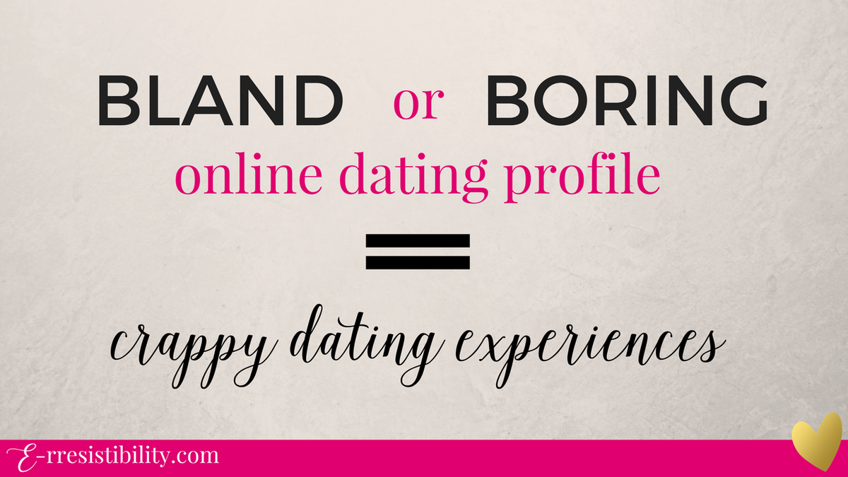Online daters will relate to the honest and funny answers..