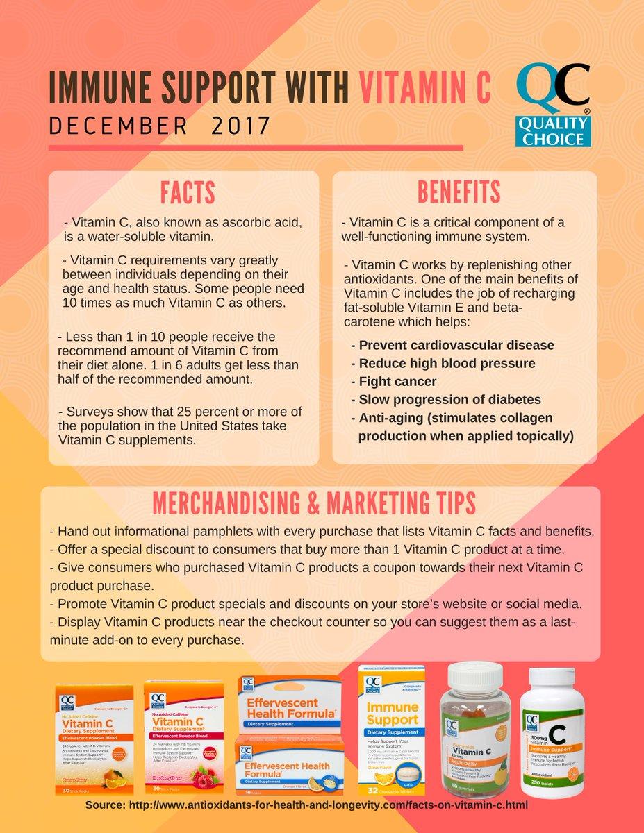 #ImmuneSupport with #VitaminC: https://t...