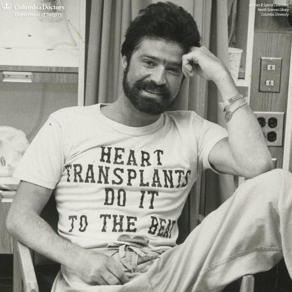 d3c123e7ffe 50 years of doing it to the beat. #TBT to surgeon Bruce Neuberger in 1982,  sporting his favorite t-shirt.pic.twitter.com/01sUB9KsvG