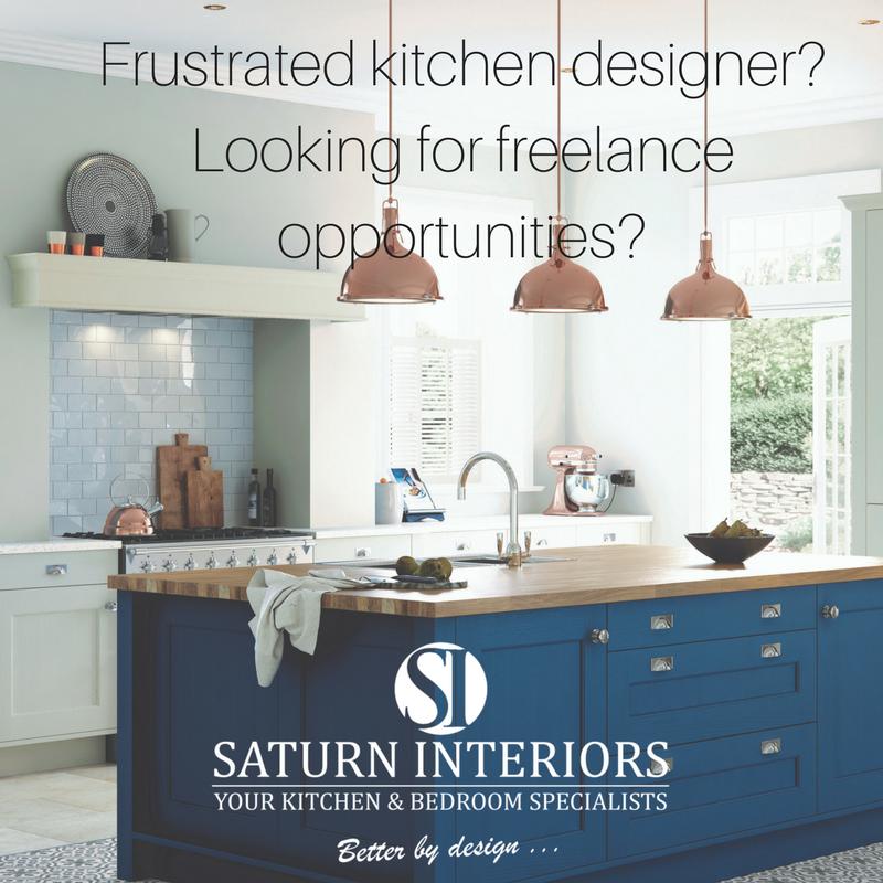 Saturn Interiors On Twitter FREELANCE KITCHEN DESIGNER We Need Magnificent Freelance Kitchen Designer