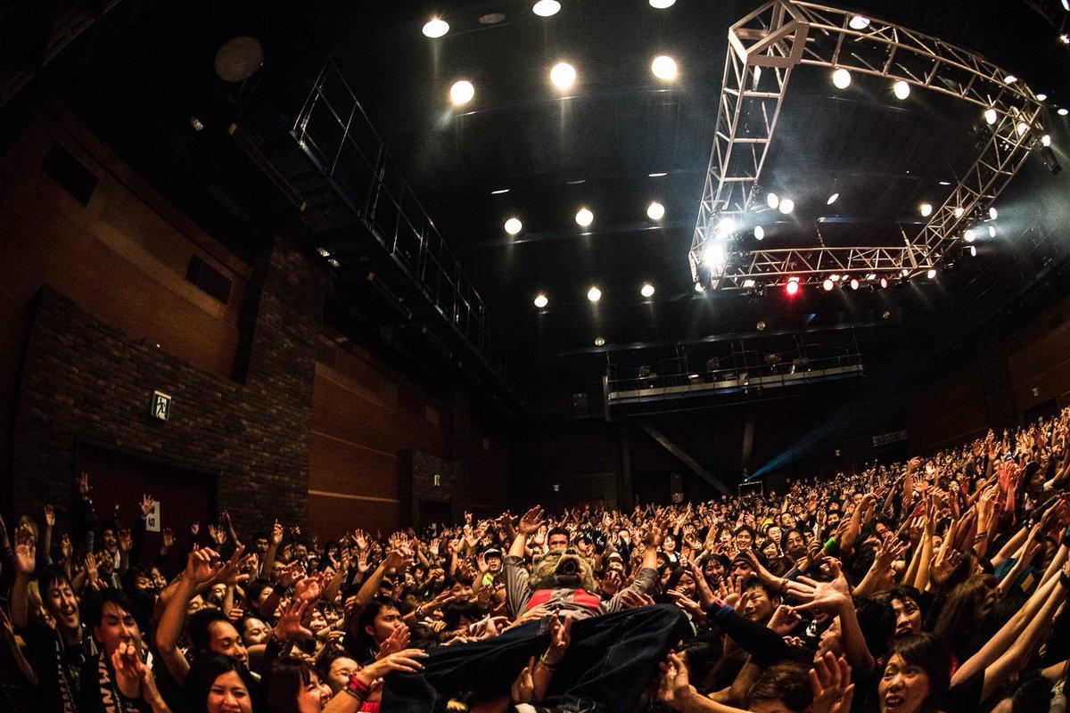 DOG DAYS TOUR ファイナル in 沖縄。本当ニ久々ノ沖縄。 最高ダゼ沖縄。マタ逢オウネ沖…
