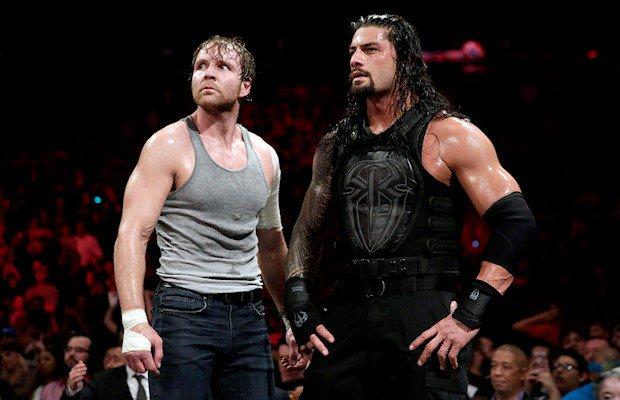Happy Birthday to the lunatic fringe Dean Ambrose!!