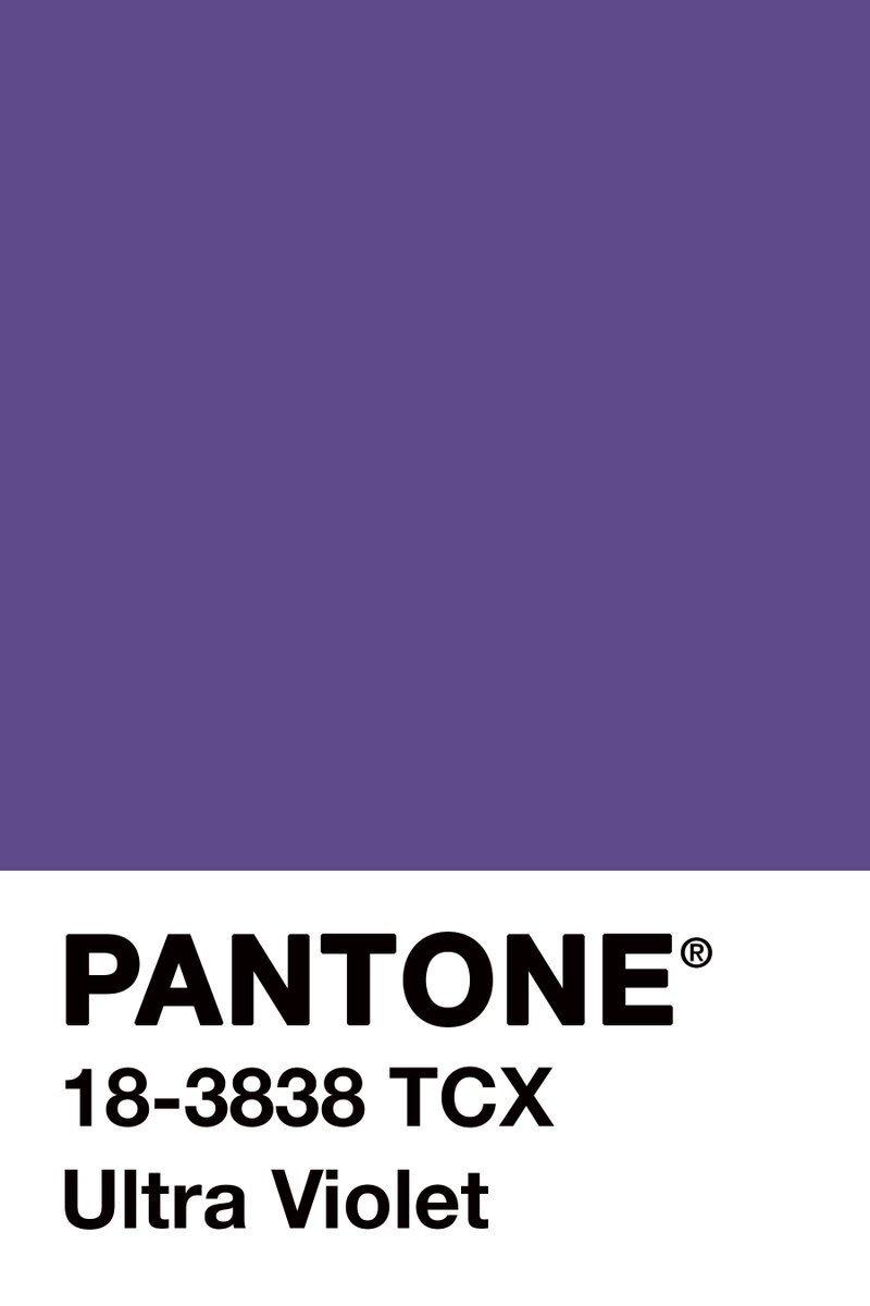 สรุป Colour of the Year 2018 จากPantoneคือ Ultra Violet จ้าาาา เป็นสีม่วงโทนน้ำเงิน ไม่ใช่ม่วงPurple แต่เป็นม่วงViolet พลิกทุกโผกันไปเลย…ปีหน้าคือปีของสีม่วง💜🦄