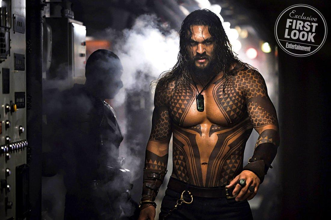 "First picture from ""Aquaman"""
