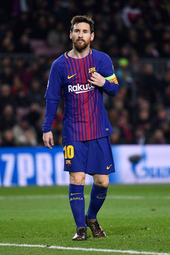 Lionel Messi, toujours meilleur joueur du XXIe siècle ça bouge pas. #BallondOr2017 pic.twitter.com/3ZuWovvBDO