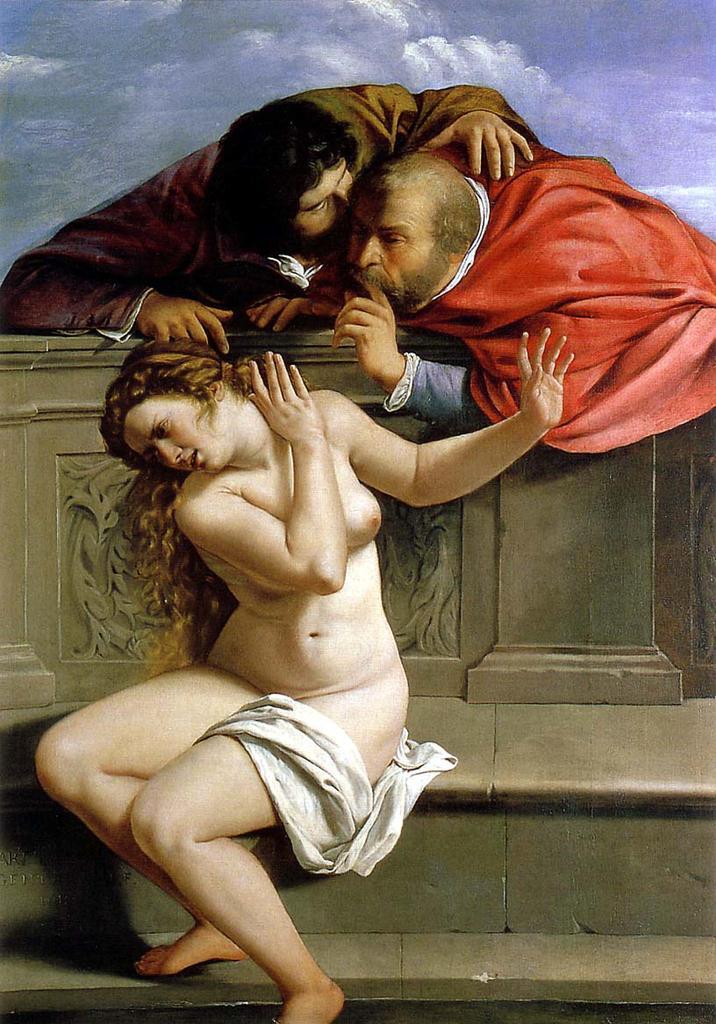 #OrgulloBarroco Artemisia Gentileschi. S...