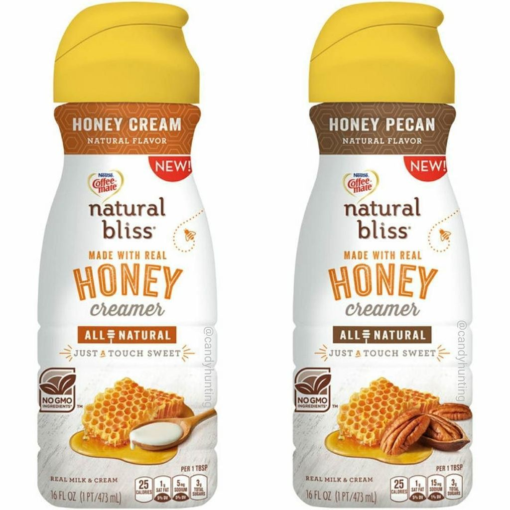 Image result for coffee-mate Honey