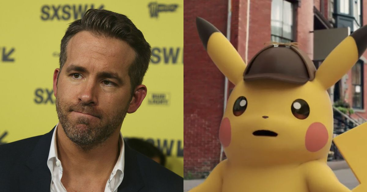 #Ryan #Reynolds to #Voice the #Titular #Pikachu in ...   More here :  http:// bit.ly/2k6YjB6       'Detective #Pikachu039pic.twitter.com/lQefUgG1Fr