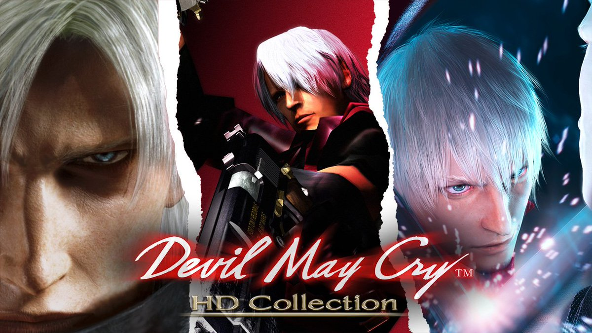 Devil May Cry HD Collection Announced, Coming March 2018