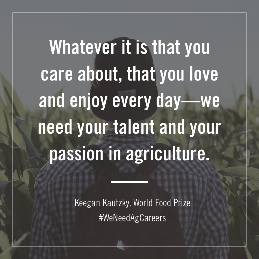 Agcareers Com On Twitter Whatever You Enjoy And Care About You
