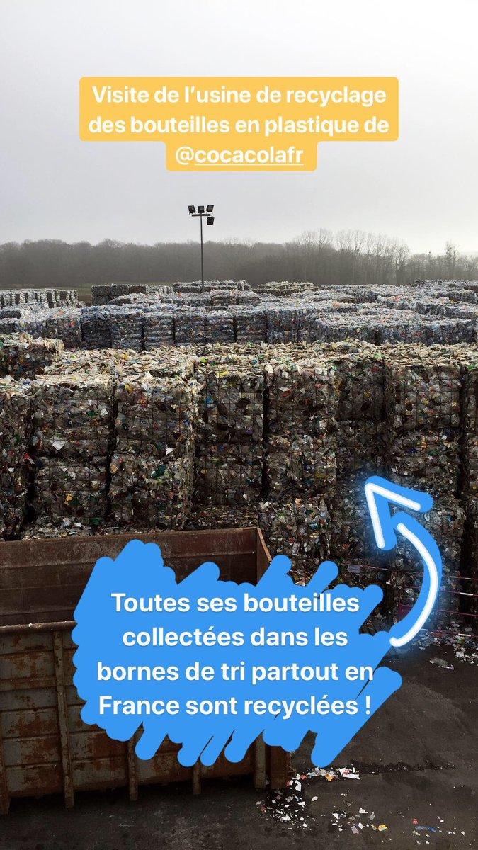 Résumé de cette journée #RecyclingTour chez @CocaColaEP_FR merci @alex_poncet !pic.twitter.com/hEaZ7CweoH