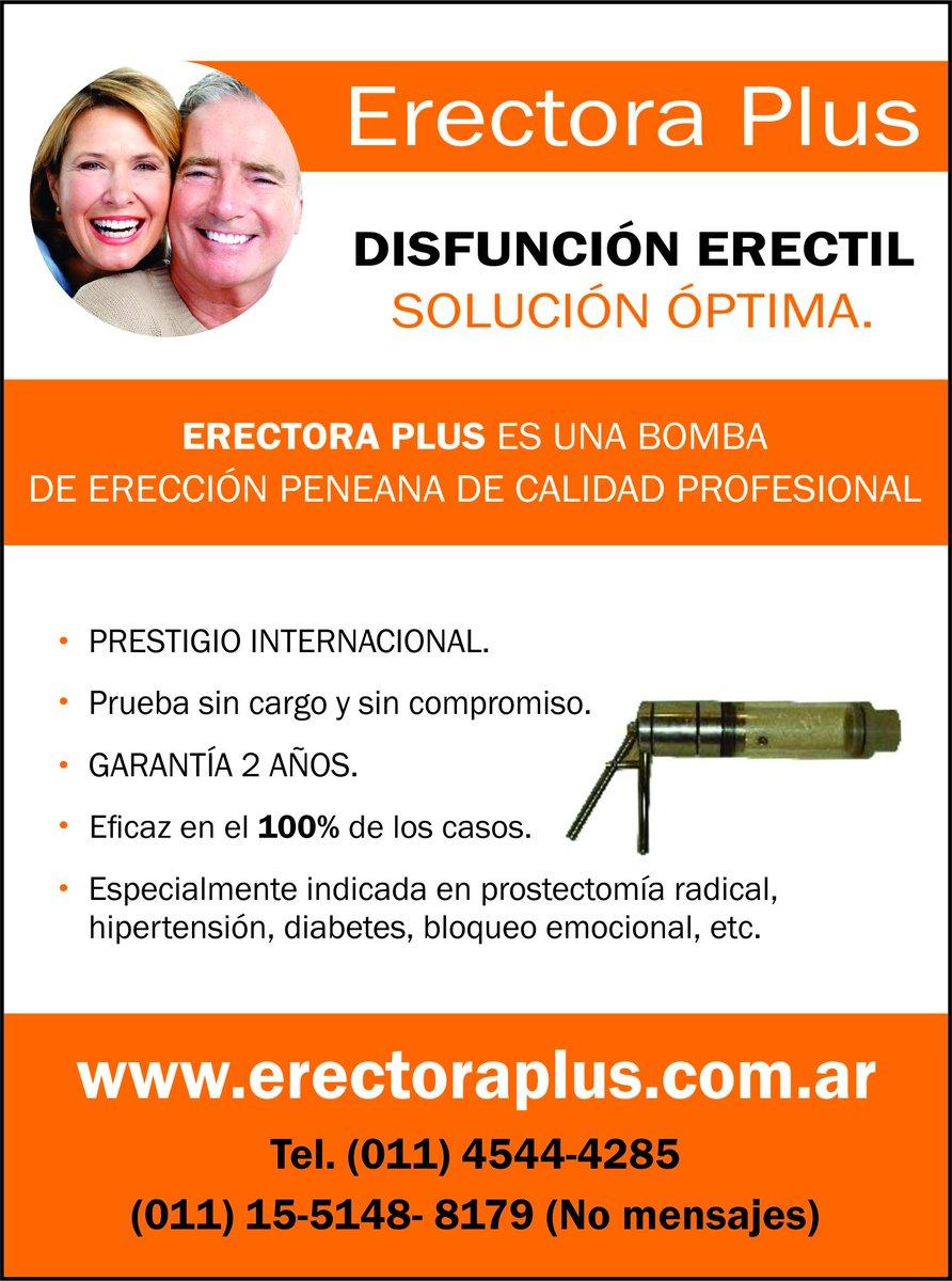 erección sin efectos colaterales