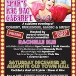RAG BAG cabaret in Almonte is a go!!! https://t.co/CCd3i5MWru