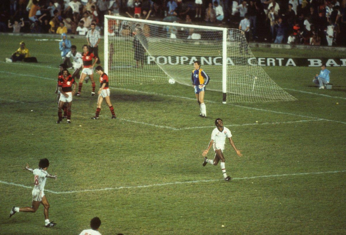 Assis. Campeonato Carioca de 1983. #FluMemória
