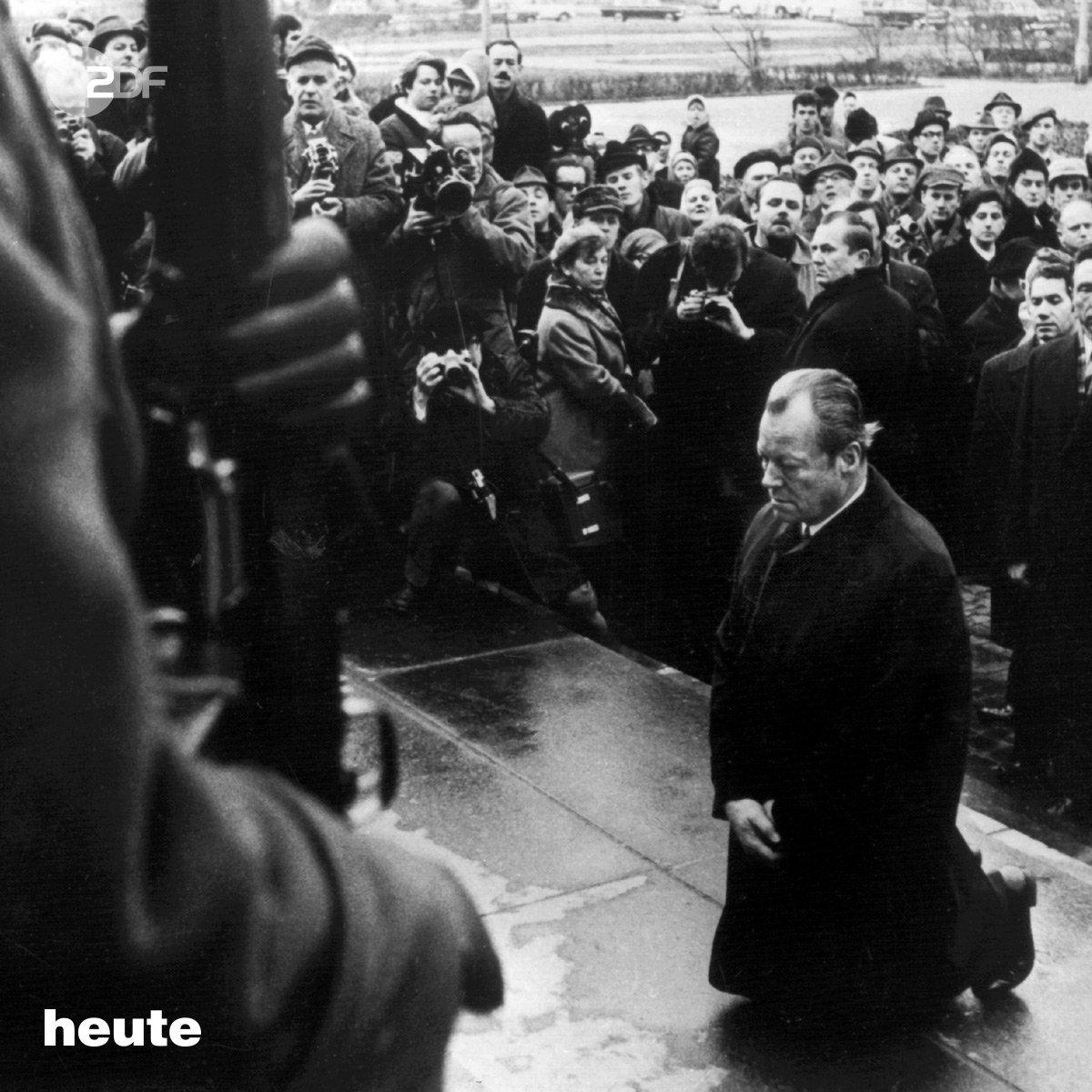 Warschau, 7. Dezember 1970.