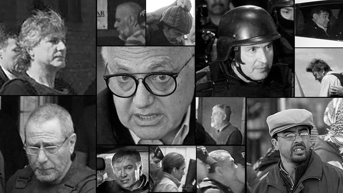 Los 20 referentes del #kirchnerismo que están detenidos https://t.co/DkrqHVyA8U