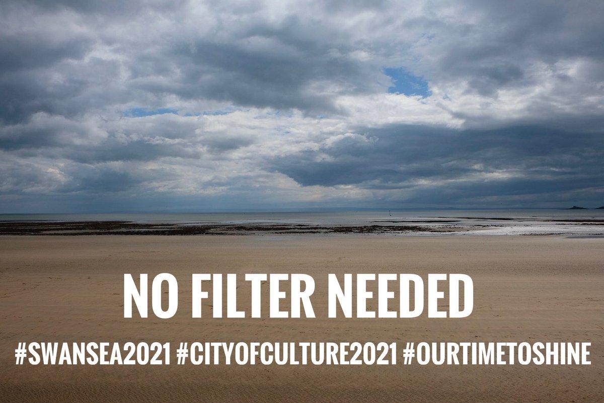 RT @1CarolineBerry: @Swansea2021 @DCMS #Swansea2021 #CityofCulture2021 https://t.co/7I4s7UiJjt