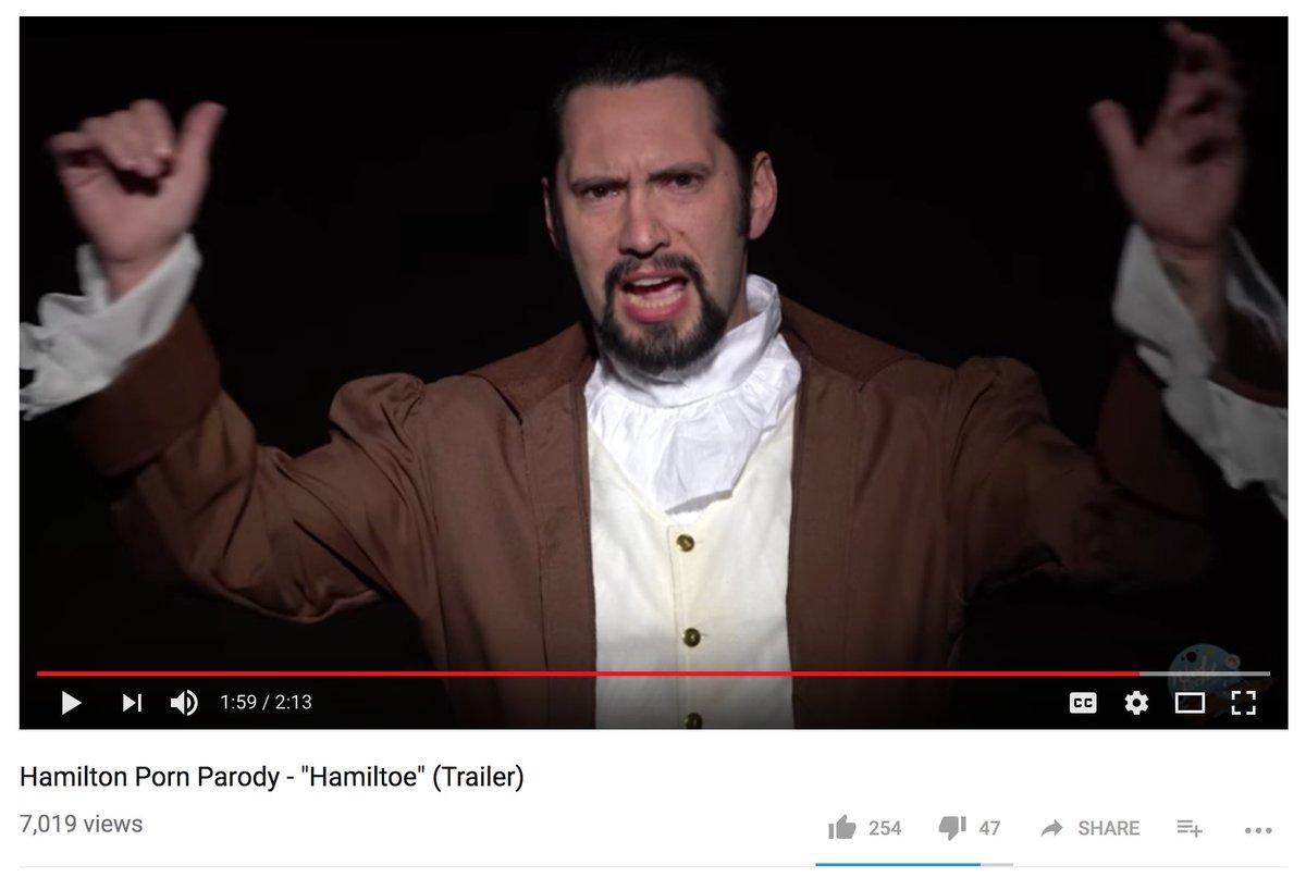 Hamilton porn