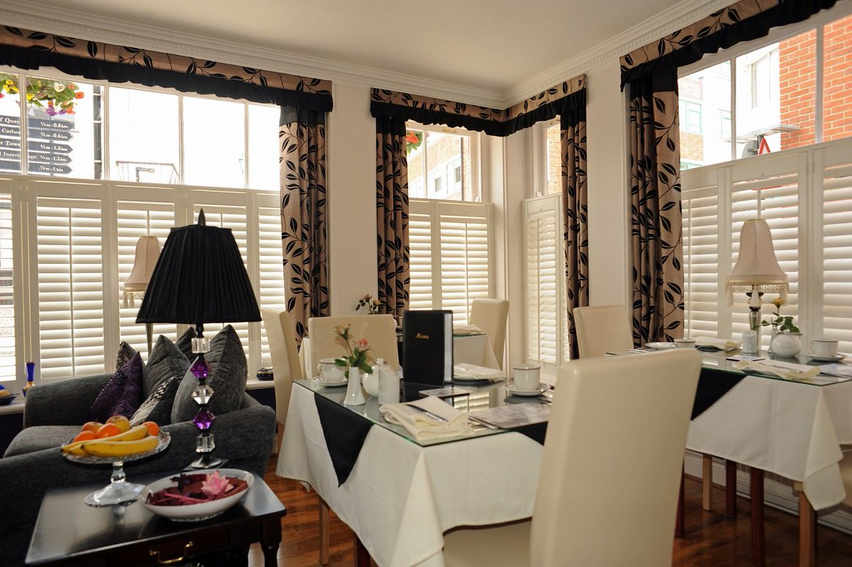 Great For Restaurants And Especially Cafes The Cunningly Named Cafe Style Shutters Provide Some Much Needed Privacy