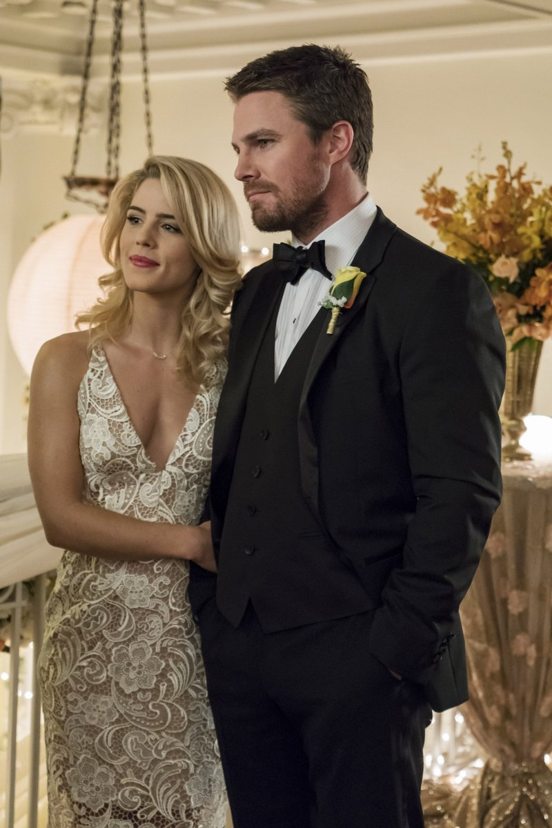 Don't miss the midseason finale of #Arrow TONIGHT at 9/8c on The CW. @CW_Arrow