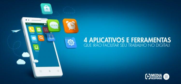 4 aplicativos e ferramentas que irão facilitar seu trabalho no digital! https://t.co/4WljPDaCzh #Aplicativos https://t.co/ngJ7EV1i2b