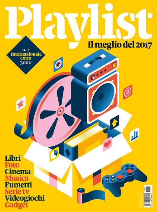 Playlist è il secondo numero di Internazionale extra. Libri, film, fumetti, serie tv, foto, videogiochi e gadget del 2017, nelle recensioni della stampa di tutto il mondo. È in edicola dal 5 dicembre. https://t.co/rrMS1UgAAx