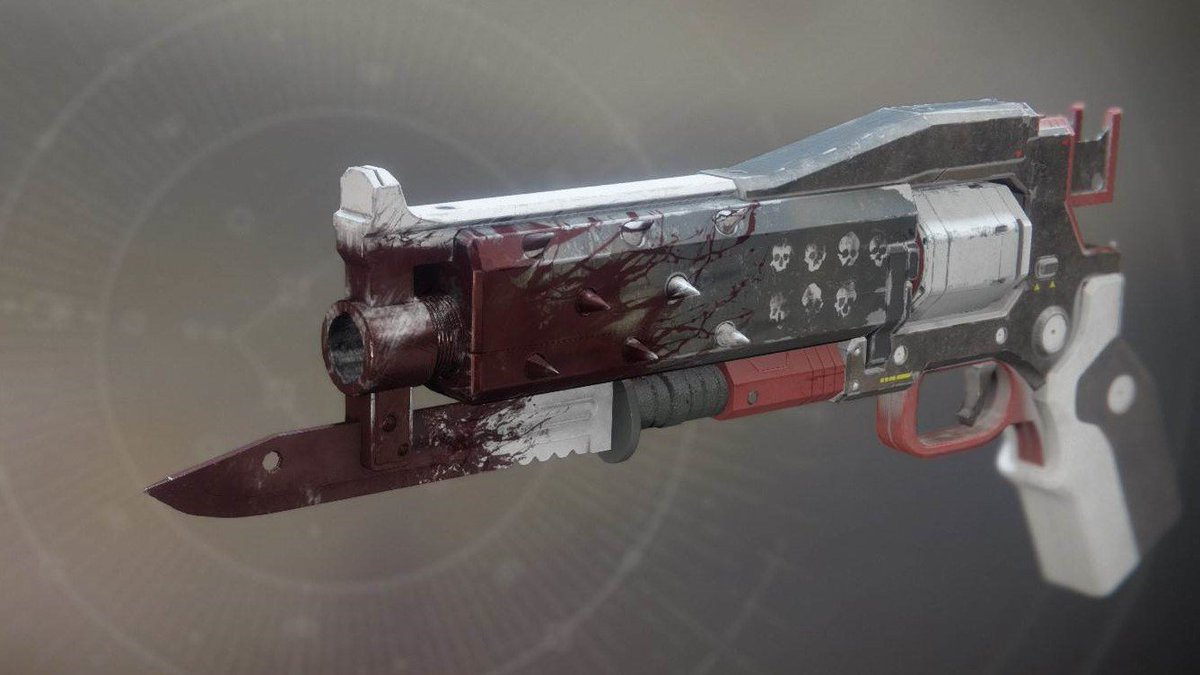 ICYMI: #Destiny2 Curse of Osiris Exotic Weapon Guide - https://t.co/F92O4opmWA