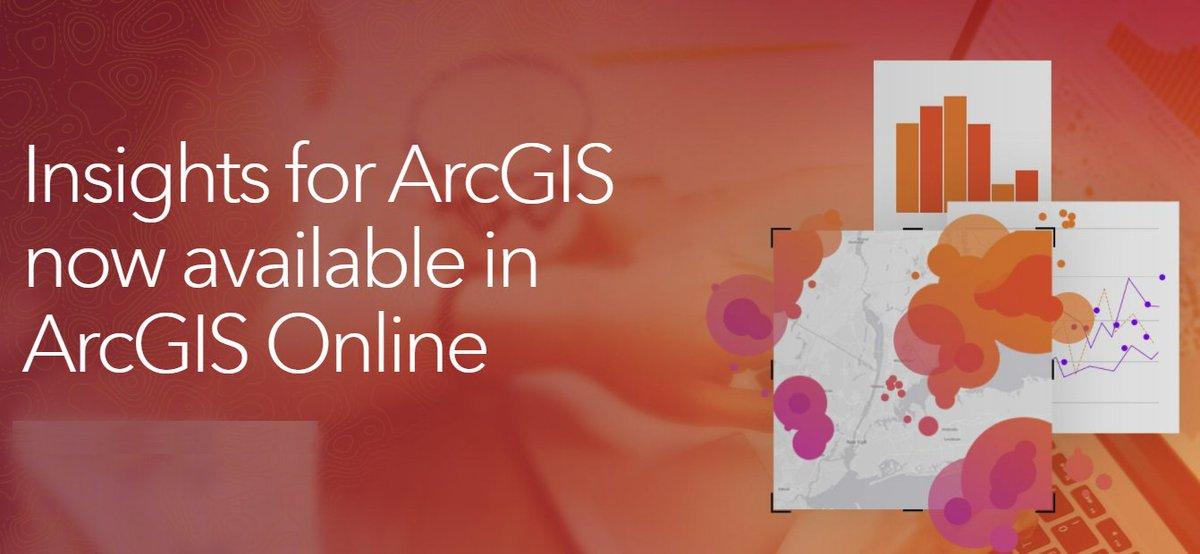 ArcGIS Analysis on Twitter: