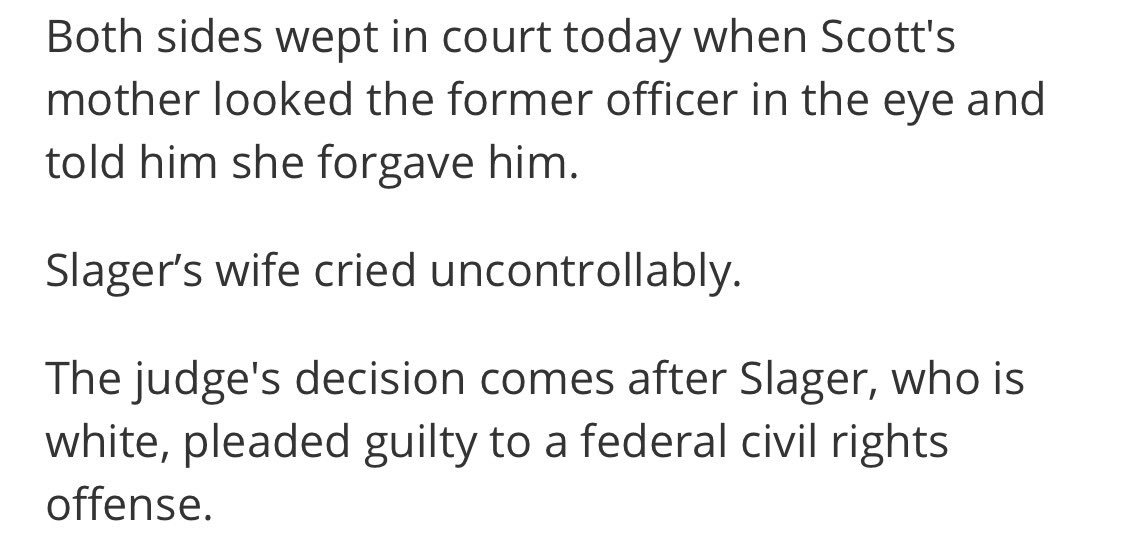 race soldier michael slager was sentenced to 20 yrs for executing