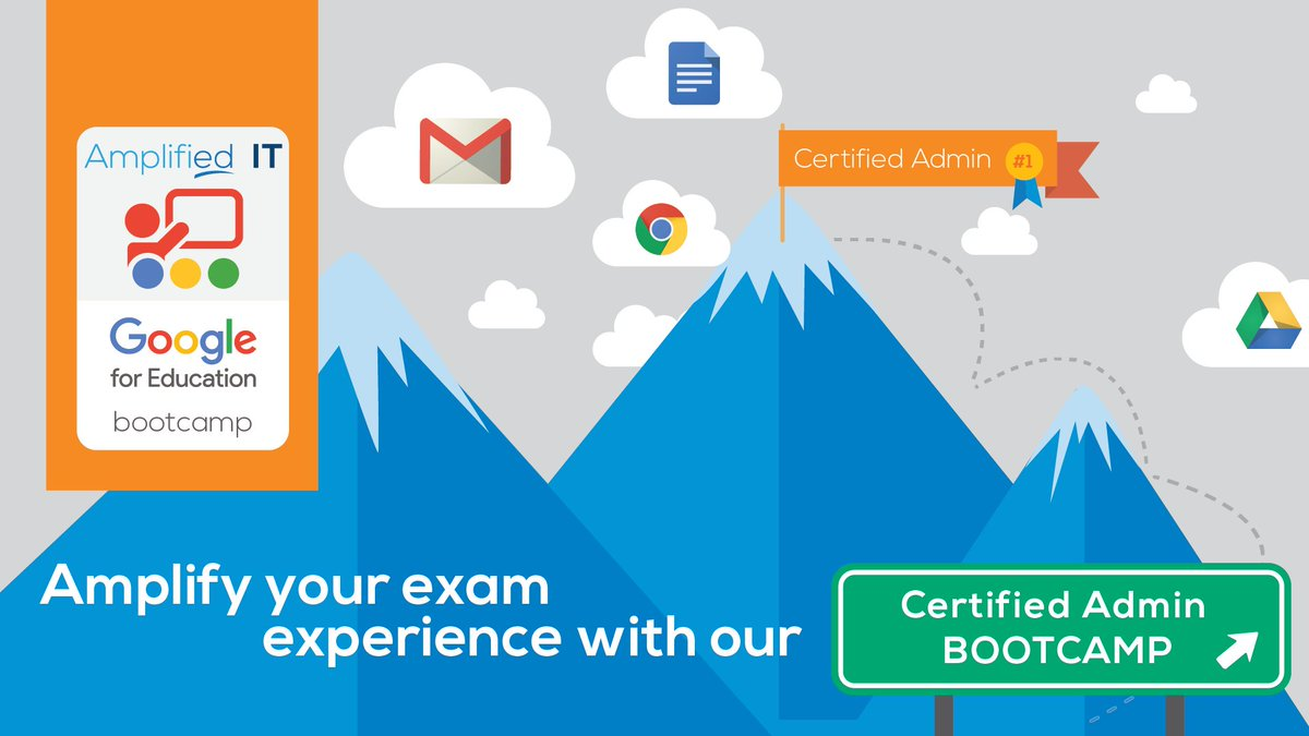 Amplified It On Twitter Get Your Admins Certified December