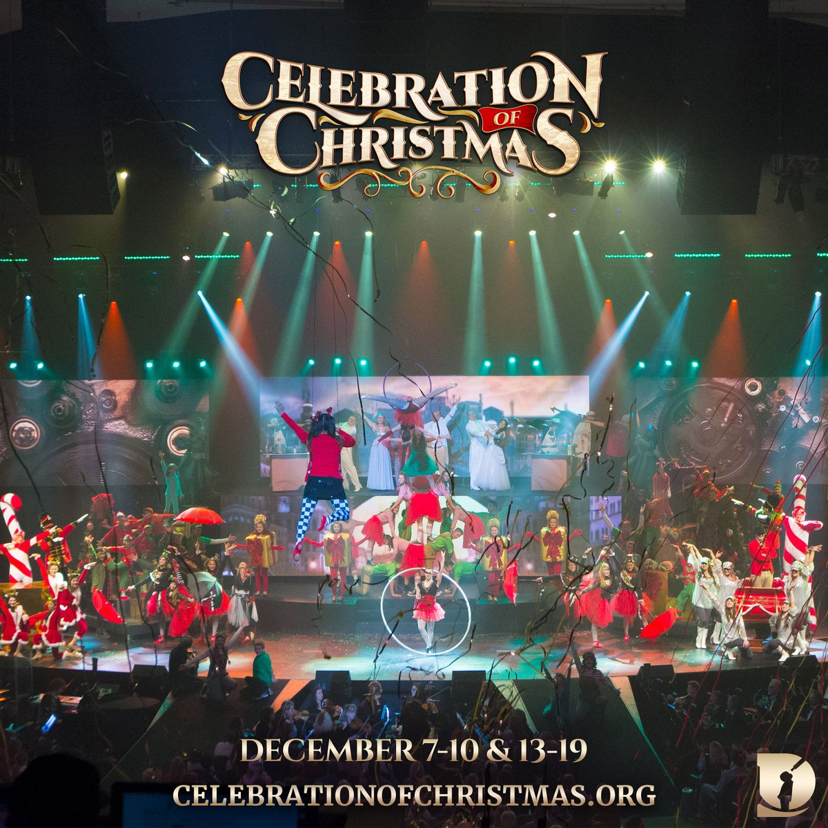 dream city church on twitter celebration of christmas is here see you tonight cant come tonight we have several other shows coming up - Christmas Shows Tonight