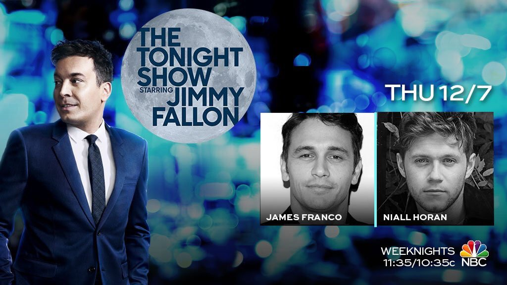 i'll be on @FallonTonight this evening . Can't wait to be back .