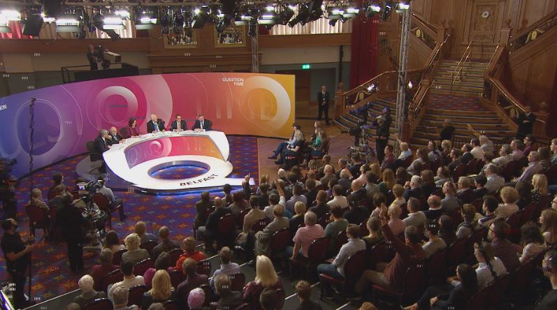 If you'd like to apply to be in an upcoming #bbcqt audience, you can do so here: https://t.co/j6Pg0ewpVP