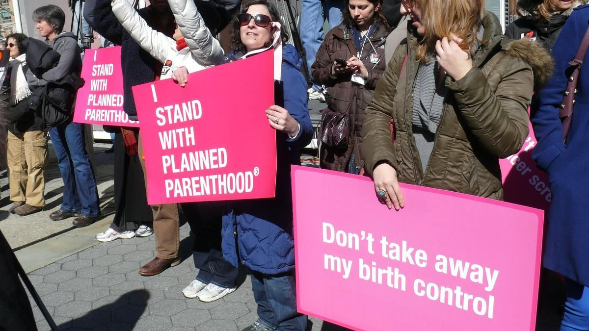 We won't stop until everyone who wants birth control, can get it. There's no reason we should have to fight for basic health care.   Join the #Fight4BirthControl: https://t.co/OtZpdP25Re