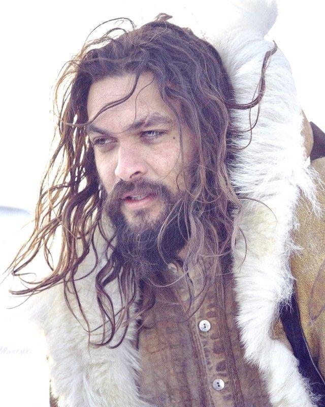 "Jason Momoa Vikings: モロ@ボタン9/20発売 On Twitter: ""こんな可愛い髭の人魚姫が観れる映画、ジャスティスリーグは只今絶賛"