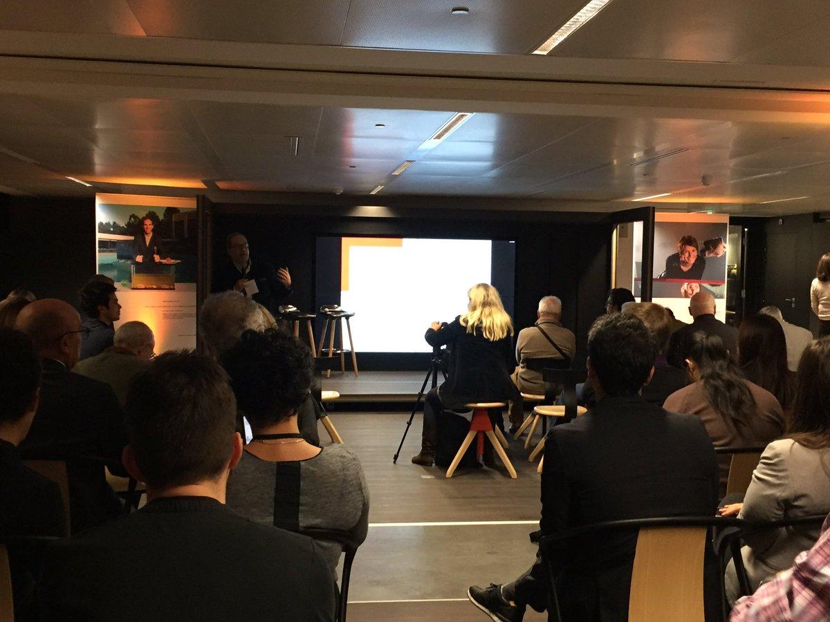 @Inria, inventeur du numérique, fête les startups ce soir à @joinstationf 50 ans d'existence aujourd'hui et 130 startups créés grâce notamment au talent des entrepreneurs !! Merci à @Inria_Bordeaux pour son invitation à @Bdx_Technowest #Innovation #numérique #Startups