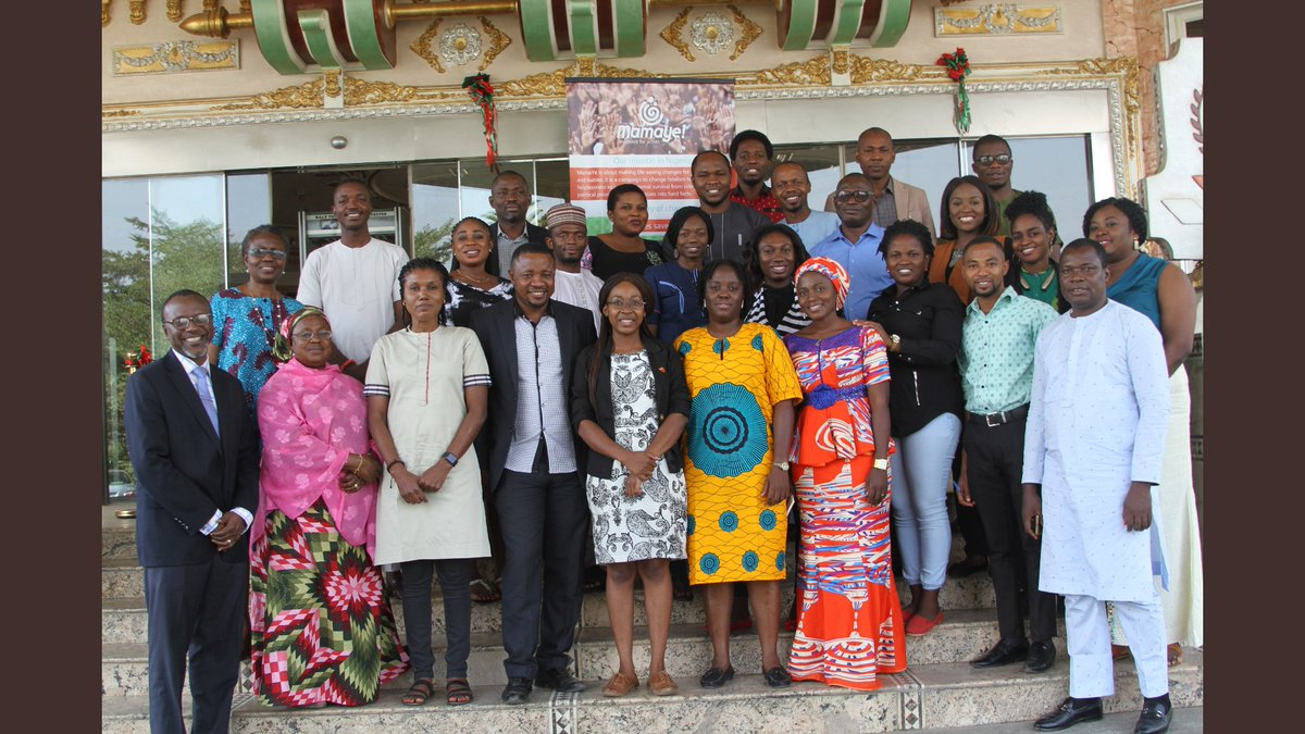 @connected_dev and team are much grateful to @MamaYeNigeria, Dr. Tunde Segun (Country Director) and @FRAdewusi lead facilitator for an impacting training on #Advocacy&amp;PITraining @lucydavis2012 @NwachukwuAni @Wils_Atumeyi  @Chinoblu @Envisionngo @onyimart @Prestonhcinfo @Gaxkin <br>http://pic.twitter.com/i5fEwaPjIi