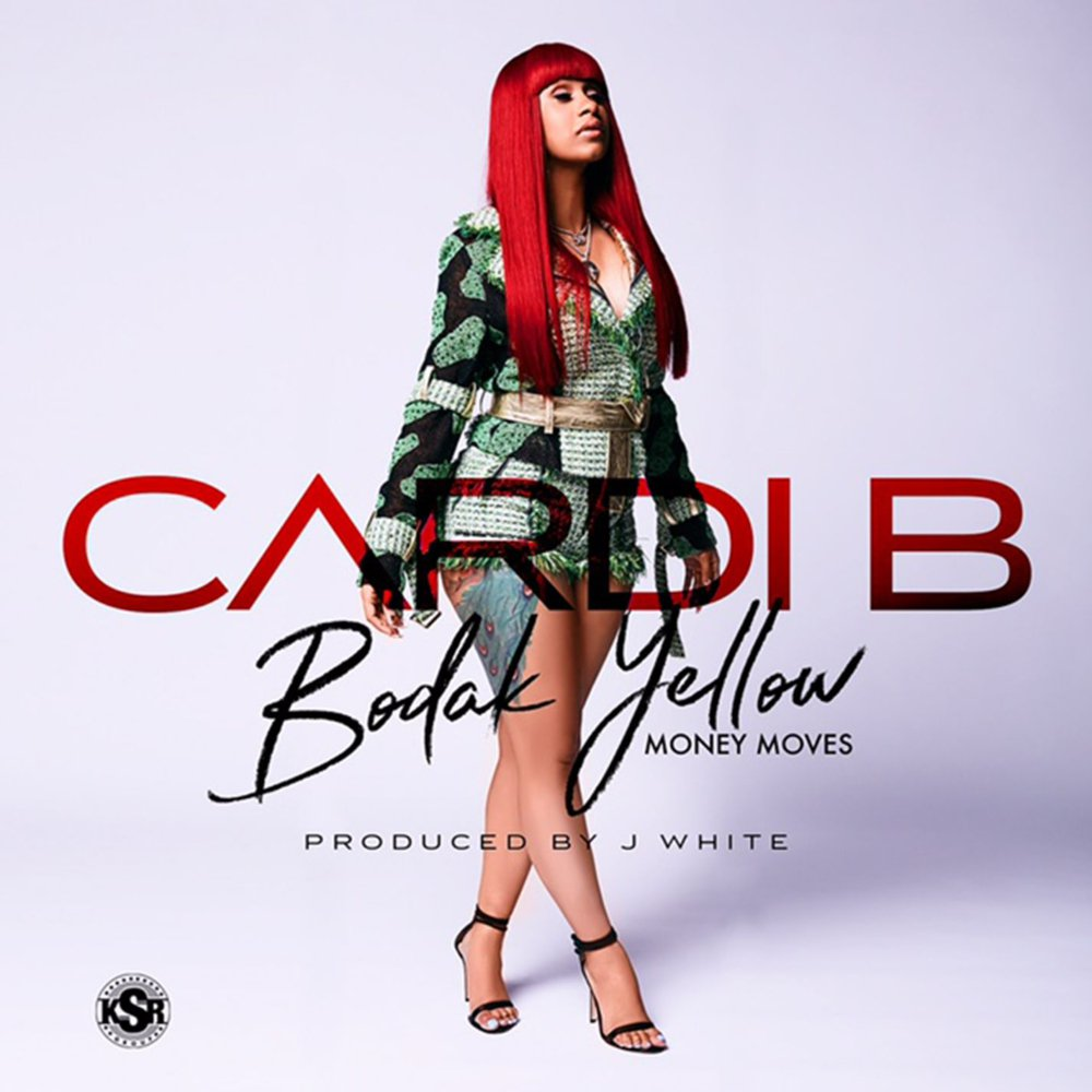 3.  turned her own name into a battle cry.  'Bodak Yellow ' invites you to revel in your own sexual prowess, your own earning potential, your own take-no-shit attitude. https://t.co/kbRAZ5gMUv