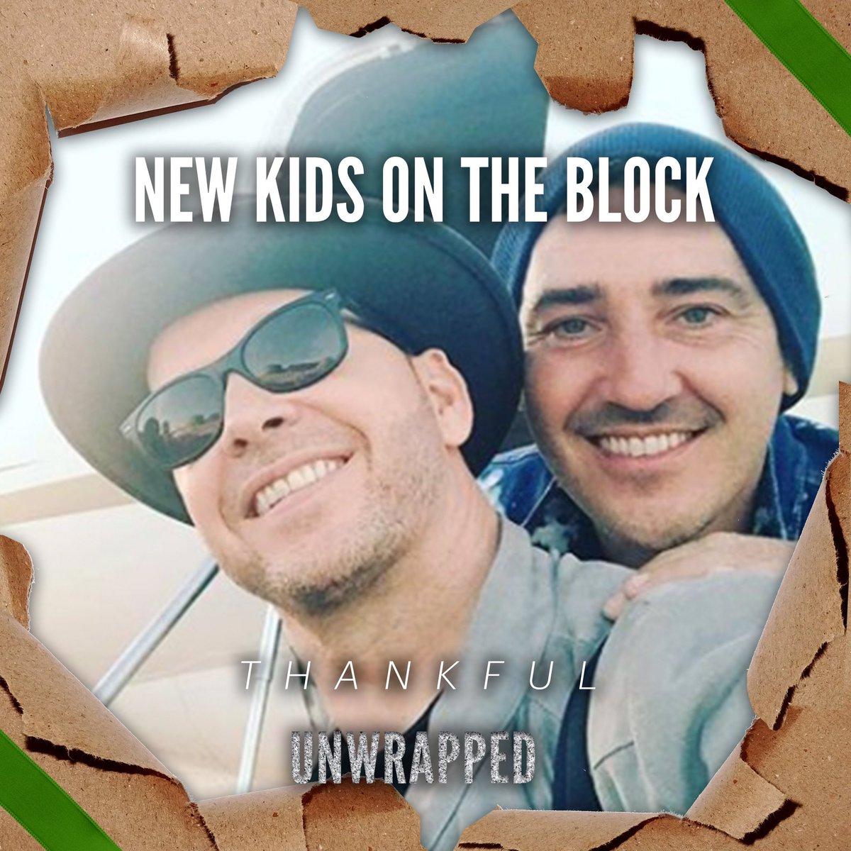 New Kids on the Block on Twitter: \