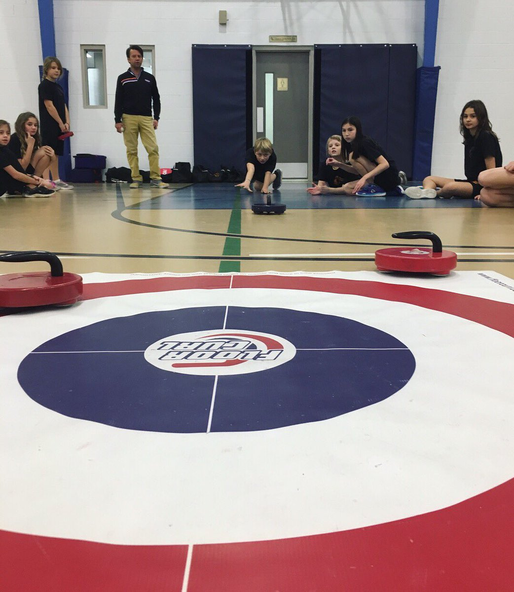 #RocksAndRings is bringing #curling action to #CalgaryAcademy this week. We know #Canada has caught #curlingfever at #ROTR2017 and maybe we'll find the next @TeamKevinKoe • #physed #physicalliteracy #hurryhard <br>http://pic.twitter.com/HVYXjsqLSt – à Calgary Academy