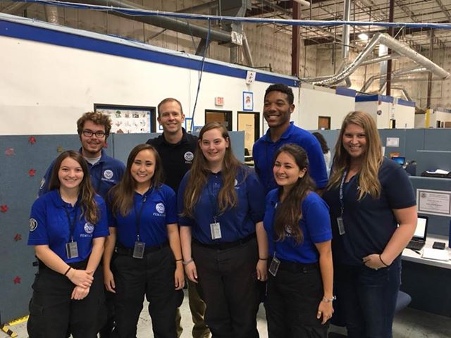 americorps nccc femacorps team from the atlantic region eagle 18 had the honor of meeting fema administrator brock long at the austin tx