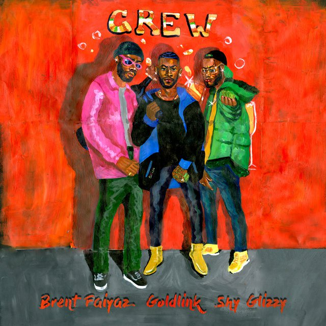 2 @GoldLink. 's  'Crew '—assisted  @brentfaiyazby   @ShyGlizzyand —is all about feeling yourself, how that confidence can inform how you move through the world, and how people treat you once you get in yourhttps://t.co/kbRAZ4ZbvV bag