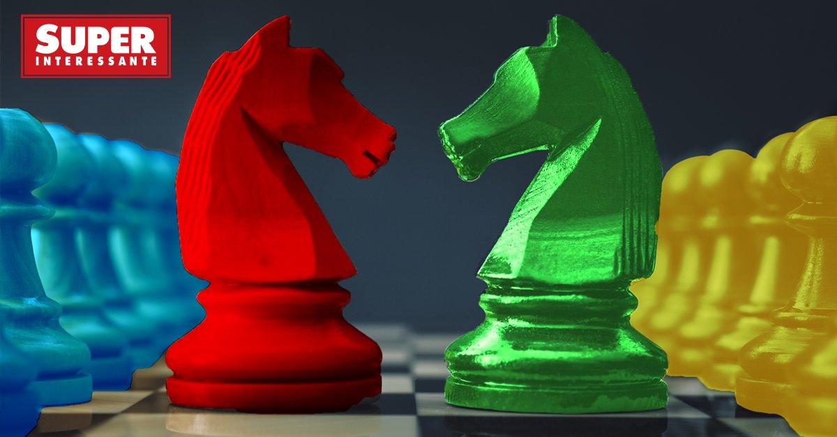 Algoritmo do Google aprende a ser lenda do xadrez em só 4 horas: https://t.co/1A9o6pqQTR