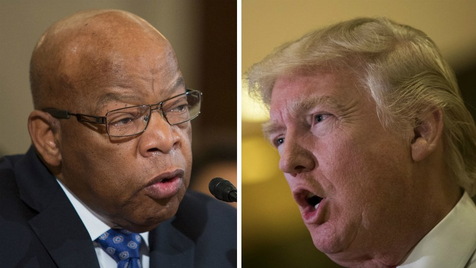 White House rips John Lewis for skipping civil rights museum opening over Trump's attendance https://t.co/S7bBwmMtEF